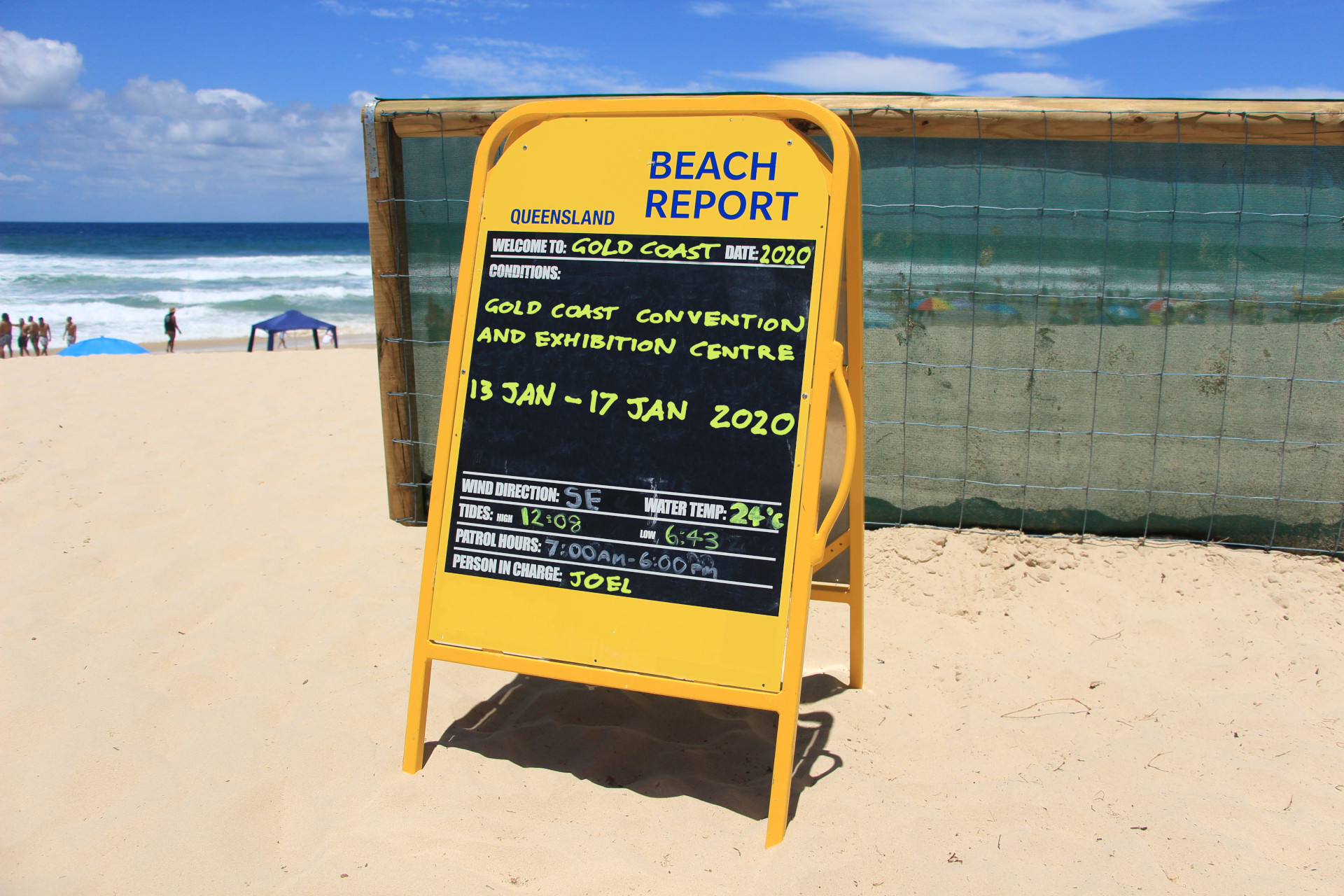 linux.conf.au 2020 at the Gold Coast